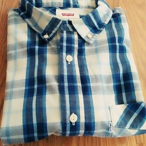 Levi's short sleeve button down